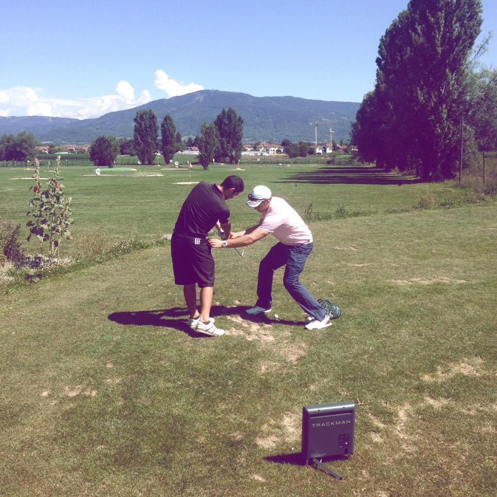 GolfCoursTrackman