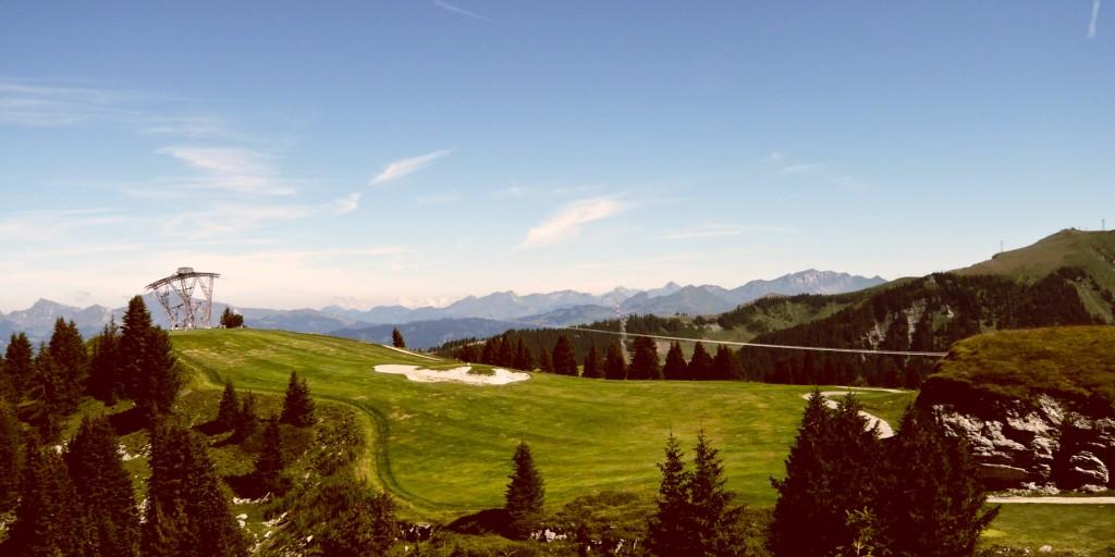 cours de golf coaching leçons stages haute savoie flaine carte verte