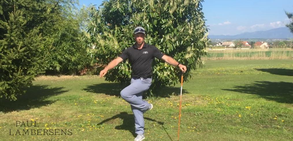 golf échauffement cours astuce dos mal douleur