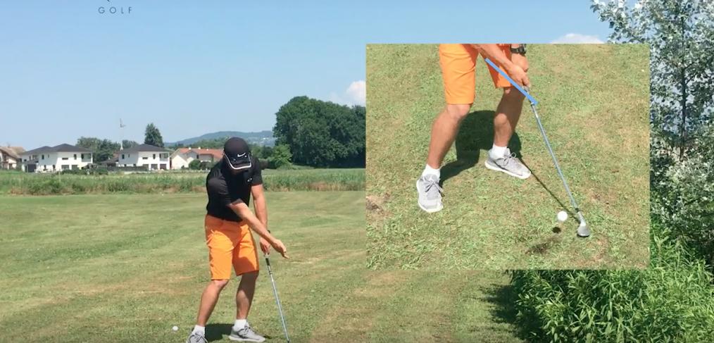 golf flop astuce conseil cours leçon