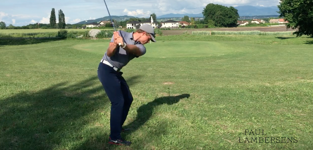 golf sortir du rough