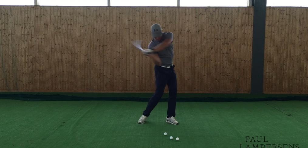 golf exercice astuce conseil swing