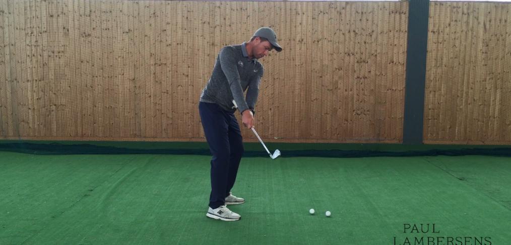 golf demarrage swing