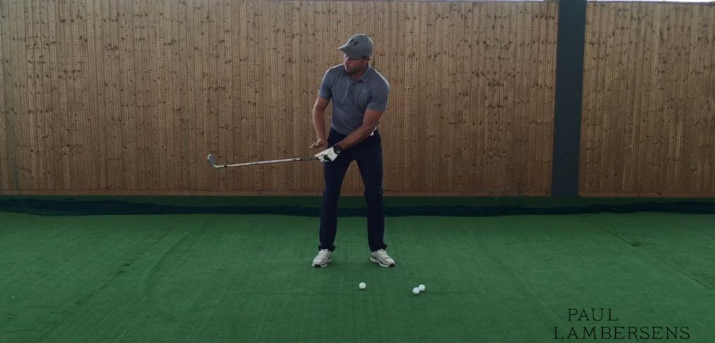 golf exercice conseil poignets