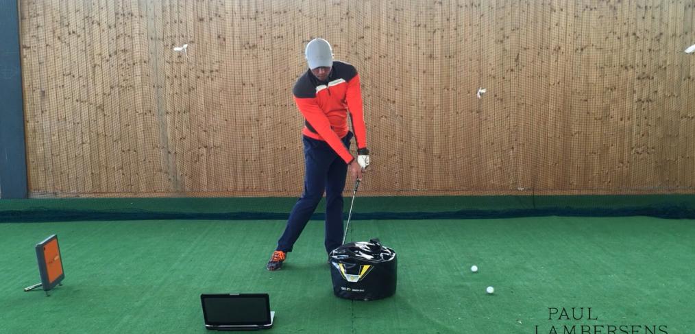 exercice compression balle golf