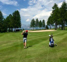 stage flaine golf carte verte haute savoie prof cours