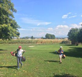 stage golf léman haute savoie veigy geneve